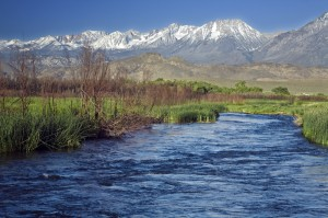Owens River, Inyo County