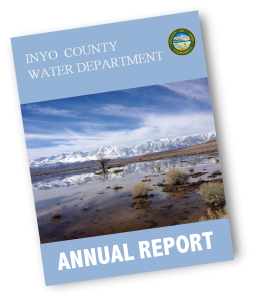Inyo County Water Department Annual Report